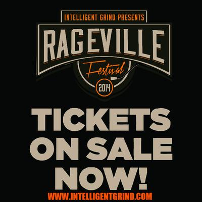 Road to Rageville Music Festival  timeline