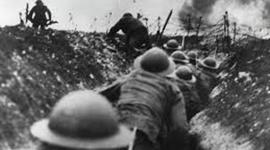 Ben World War 1 timeline