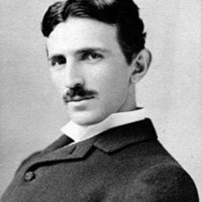 Nicola Tesla timeline