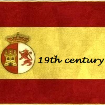 19th century in Spain timeline