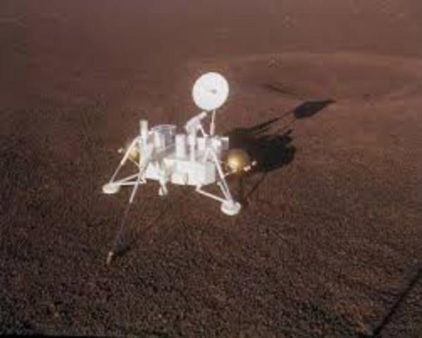 first ever mars landing - photo #8