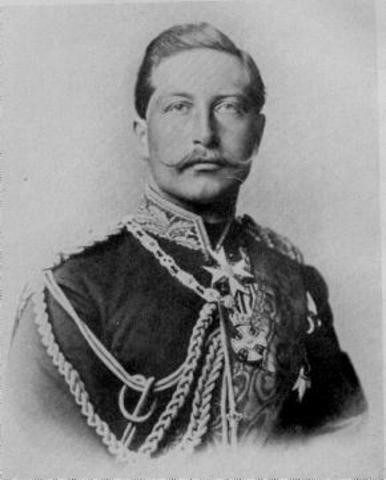Kaiser refused to renew the Reinsurance Treaty