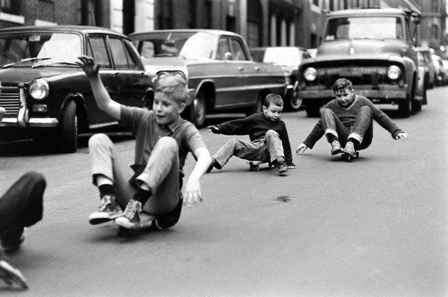 life of skateboarding