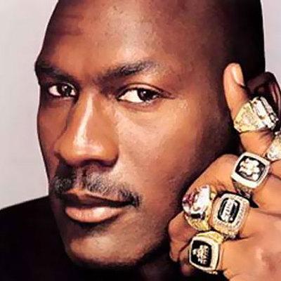 The Life of Michael Jordan timeline