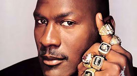 The Life of Michael Jordan timeline