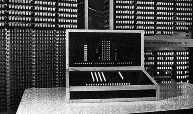 μηχανή Ζ3-δυαδικό σύστημα αρίθμησης
