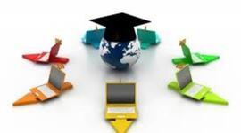 La educación a distancia timeline