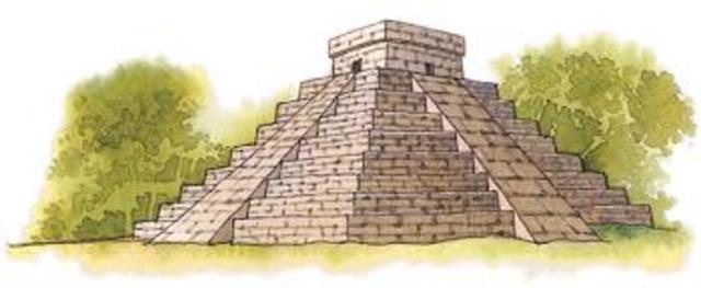 Cultura Azteca Timeline Timetoast Timelines