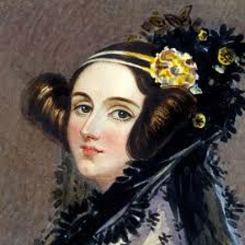 Birth of Agusta Ada Lovelace