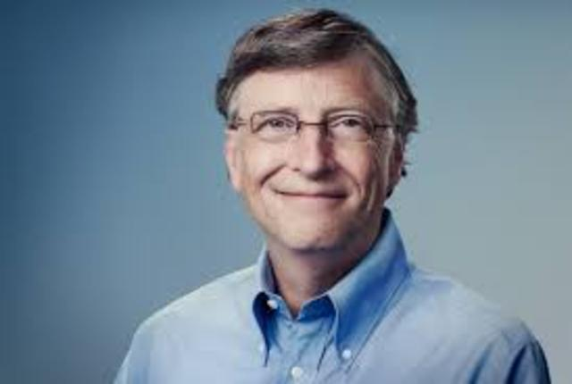 Birth of Bill Gates