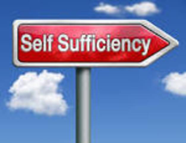 Economic Sufficiency