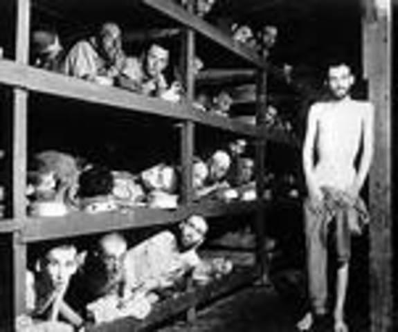 The Long Walk to Dachau