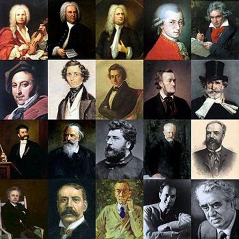 Classical Time Period