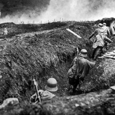 World War I (Eric Winkler) timeline