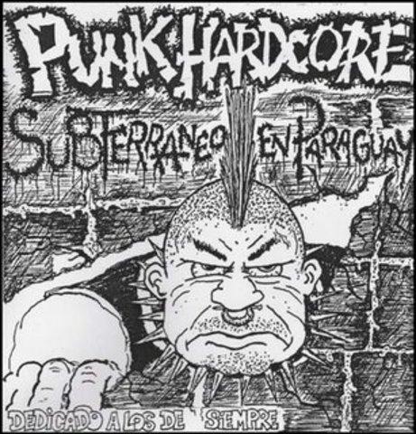 Hardcore Punk mas crudo y veloz