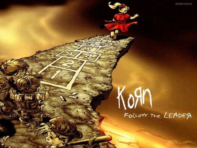 "Korn Third Album "" Follow The Leader"""