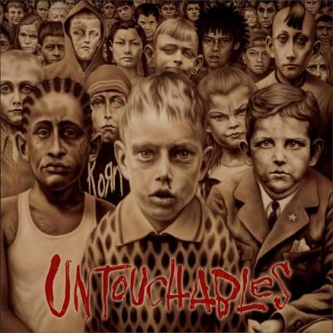 """Korn Fifth Album """"Untouchables"""""""
