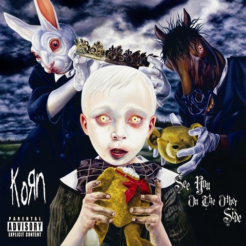 "Korn Seventh Album ""See You On The Oder Side Album"""