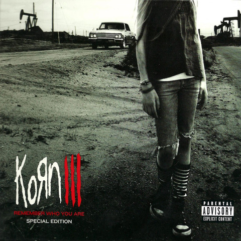 """Korn Nineth Album """"Remember Who You Are"""""""
