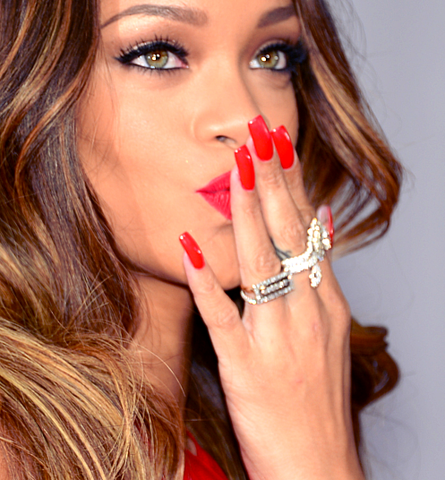Nace Robyn Rihanna Fenty Braithwaite