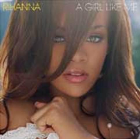 Segundo disco de Rihanna