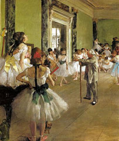 Ballet/Court Dance