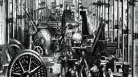 BREVE HISTORIA DE LA INGENIERIA INDUSTRIAL timeline