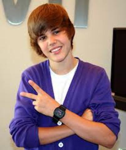 Justin Beiber was Born