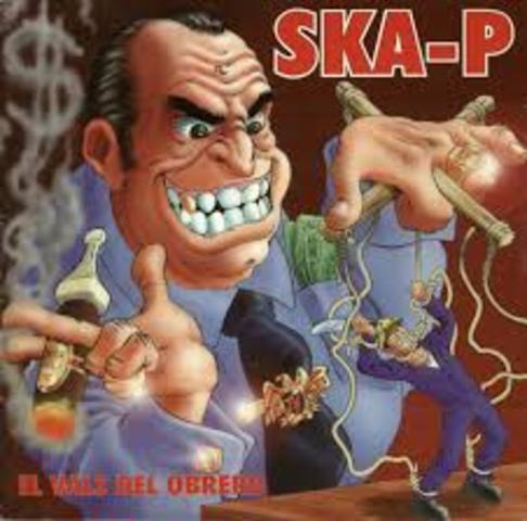 Ska - P