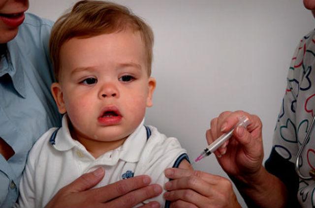 Vacuna para la meningitis por Hib