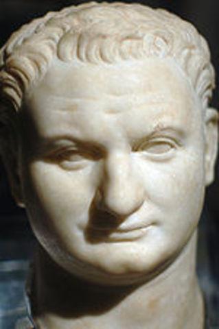 Titus - 69A.D. to 96A.D.