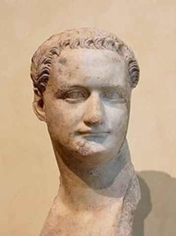 Domitian - 69 A.D. to 96 A.D.