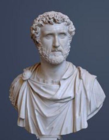 Antoninus Pius - 96 A.D. to 180 A.D.