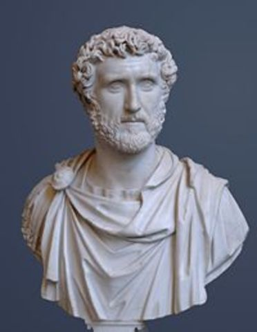 Antoninus Pius - 96 A.D. to 180 A.D.