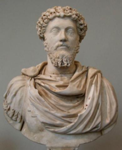 Marcus Aurelius- 96 A.D. to 180 A.D.