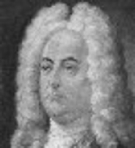 Georg Friedrich Haendel (1685-1756)