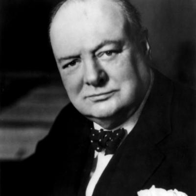 Winston Churchill by Mikhail timeline