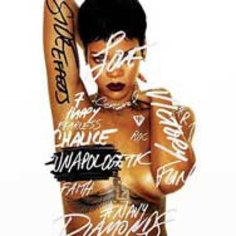 Rihannafue golpeada por Chris Brown