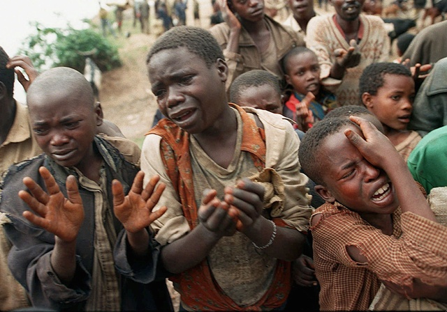 Child Soldiers Reloaded: The Privatisation of War