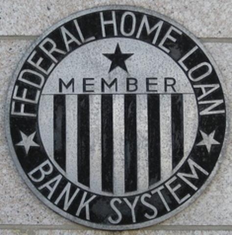 federal loan home bank act