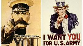 "World War I: ""The Great War"" timeline"