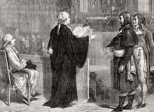 Ludvig XVI fängslas
