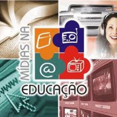 Educação e midias  timeline