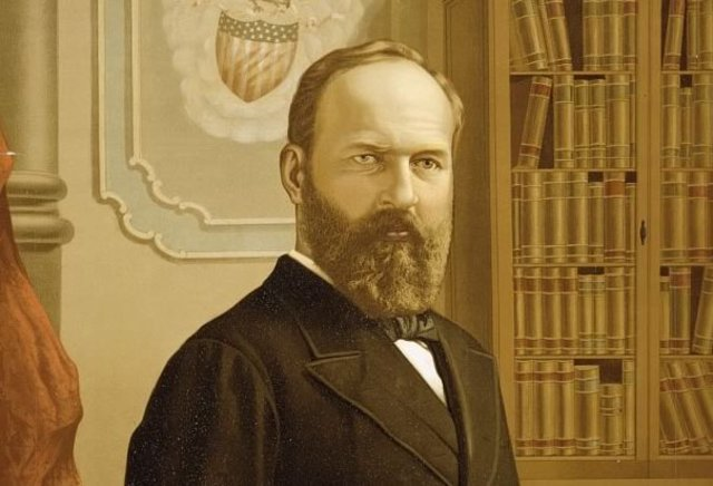 James Garfield Elected President