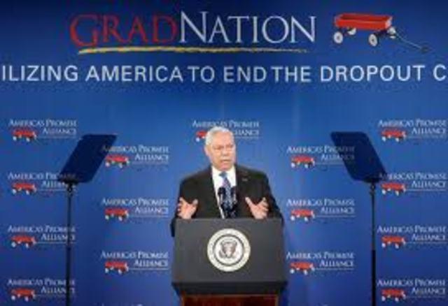 Starts America's Promise Alliance