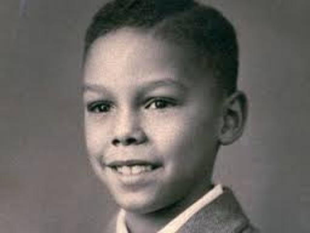 Colin Powell Born