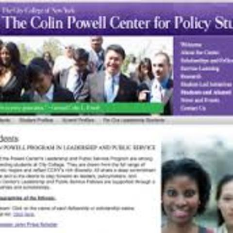 The Colin Powell Center for Policy Studies
