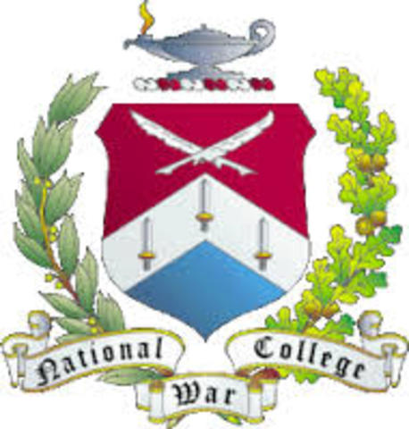 Graduates from National War College
