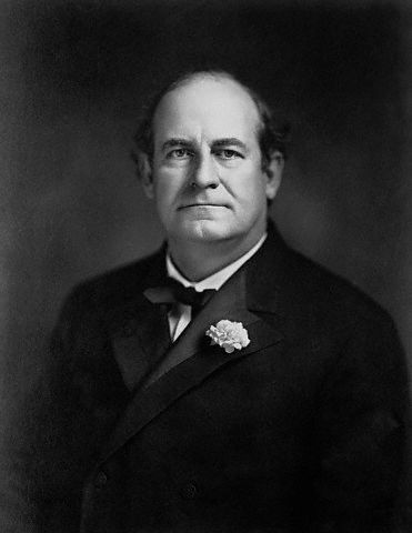 Democrats Nominate William Jennings Bryan