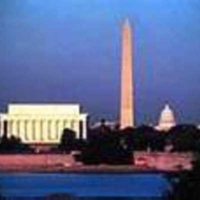 History of Washington D.C. timeline